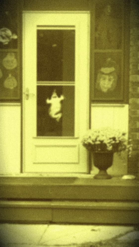 Mole's photo challenge: Ghost